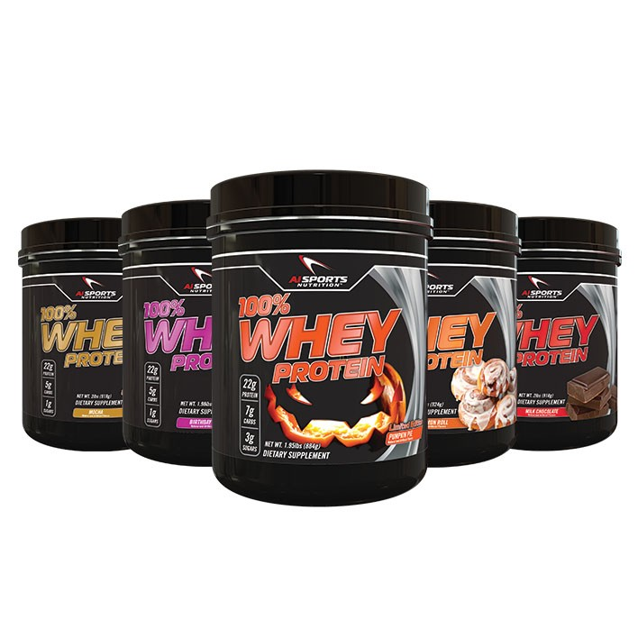 Protein Giveaway!